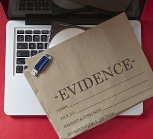court evidence Investigation